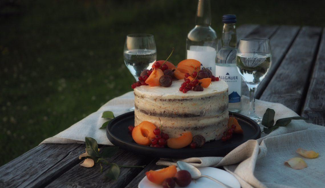 Rezept I Allgäuer Alpenwasser und ZweiSchwestern