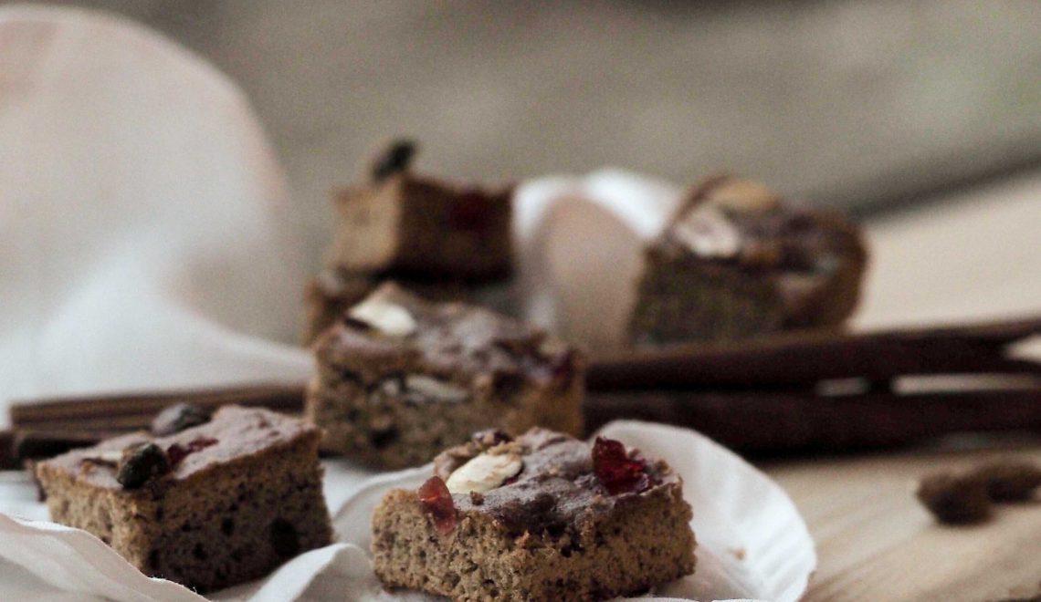 Rezept I Lebkuchen vom Blech