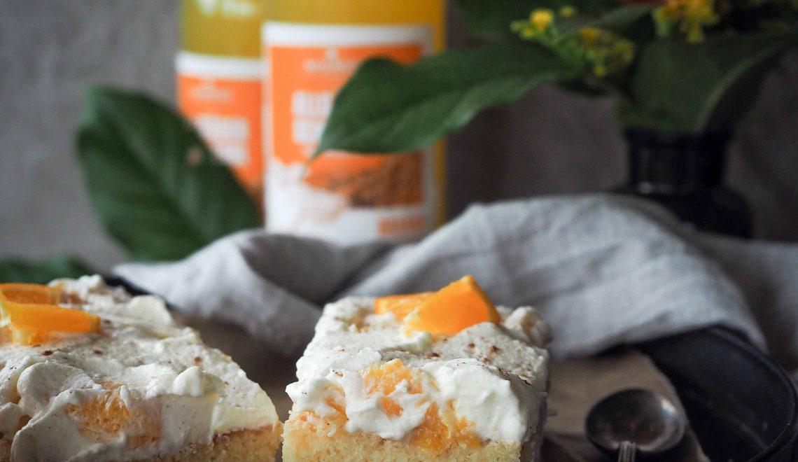 Rezept I Allgäuer Orangen-Schbrudl-Kuchen