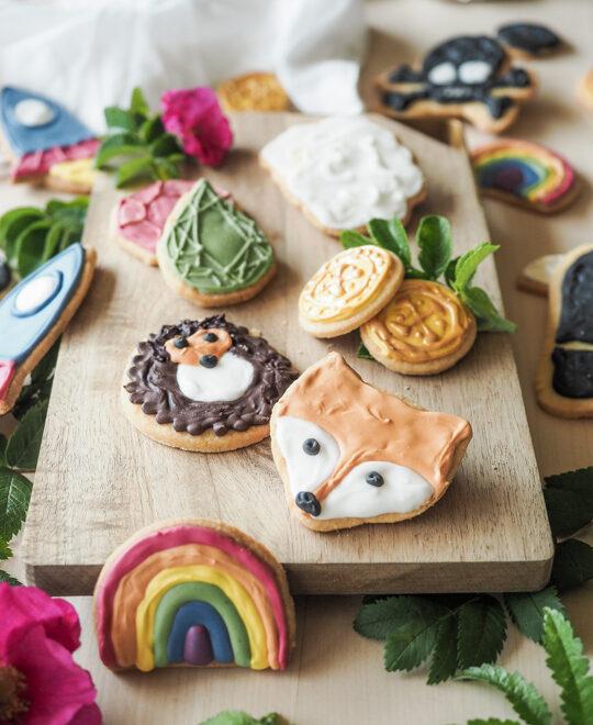 Rezept I Kekse für deine Kinderparty