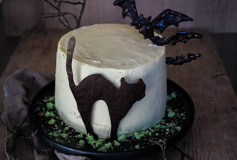Rezept I Halloween-Torte
