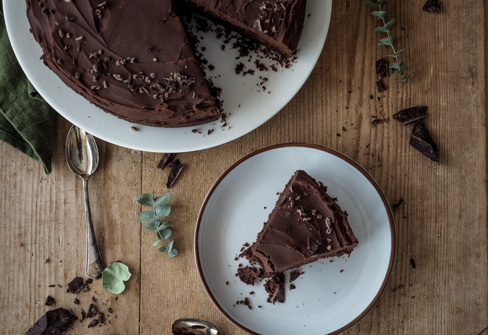 Rezept I Schokokuchen: Death by Chocolate
