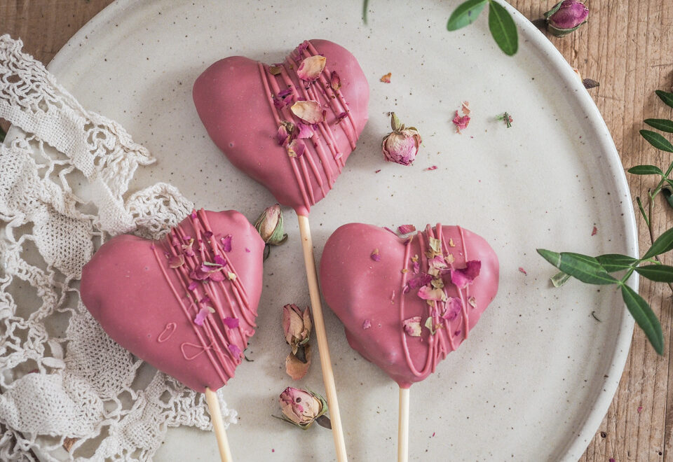 Rezept I Valentins-Herzen