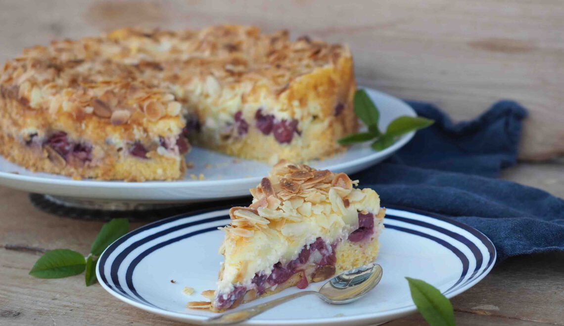 Rezept I Kirschkuchen – Bayern erleben