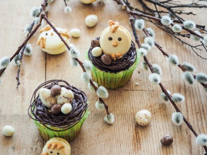 Rezept I Ostercupcakes
