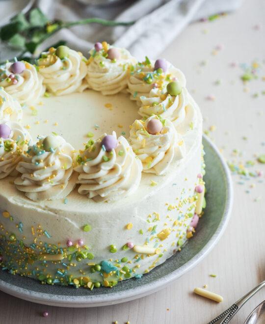 Rezept I Geburtstagskuchen